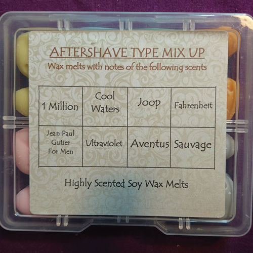 Aftershave Mix UpTray