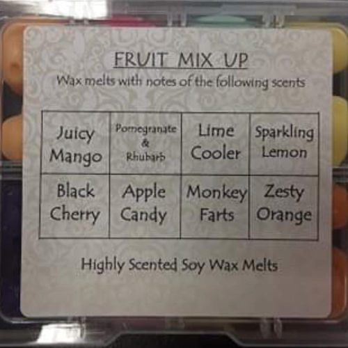 Fruit Mix UpTray