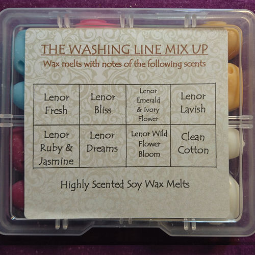 The Washing Line Mix UpTray