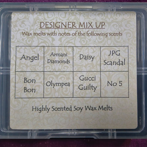 The Designer Mix Up Tray
